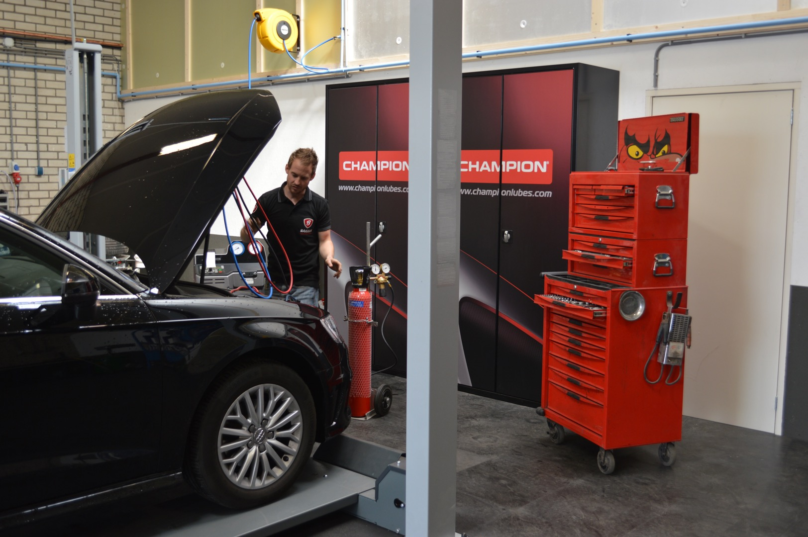Bakker Automotive Aircoservice